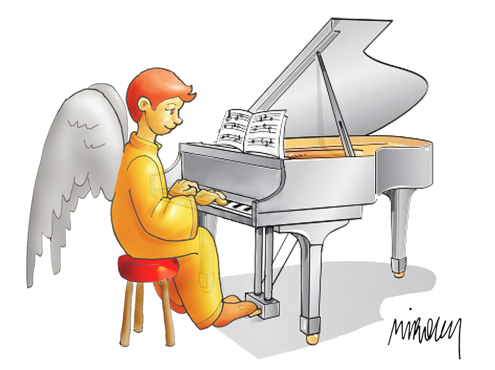 angel-pianista-músico-arguments-catequesis-miroug