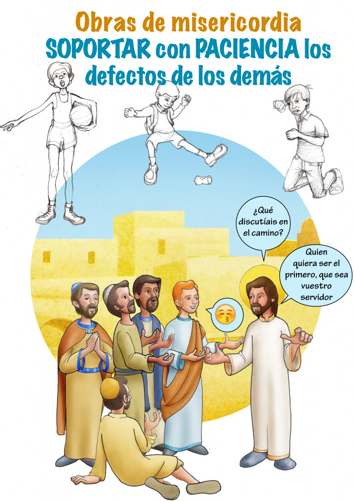 soportarconpaciencia-obrasdemisericordia-arguments-catequesis-misericordia-miroug